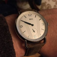 We're terrible at keeping secrets this is a sneak peak at one of the new Cooper watches coming in 2016 - Shop now for recwatches > http://ift.tt/1Ja6lvu