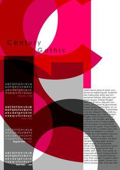 Century Gothic by Nodtveidt (Ekin Ertaç)