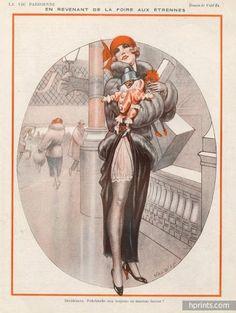Vald'Es 1922 Pulcinella Puppet Doll Sexy Girl