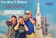 Kennedy Space Center is a MUST-SEE adventure for the whole family. Here's 5 Reasons that you MUST take your family to space this year.