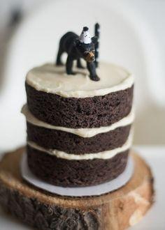 Naked Cakes - die nackten Stars am Tortenhimmel! Süße Kreationen für die Kaffeetafel, kreative Inspirationen für Hochzeitstorte und Co. Mit Rezepten!