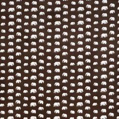 Textil Elefant Linen
