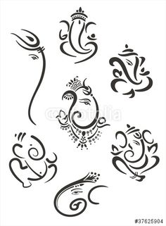 "Download the royalty-free vector ""Ganesh, Hindu deity , India"" designed by NH7 at the lowest price on Fotolia.com. Browse our cheap image bank online to find the perfect stock vector for your marketing projects!"