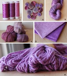 Colour Theory: Radiant Orchid « EweKnit