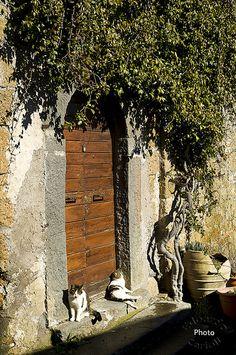 Civita di Bagnoregio,,Tuscia Viterbese, Lazio