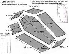 casket plans