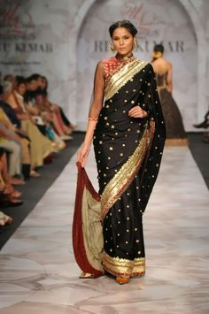 Creatively Carved Life: India's foremost fashion designer Ritu Kumar collections..