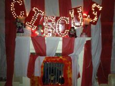 Circus Decor. Part 2