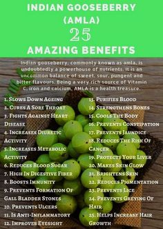 What is Amla Powder and Why is it So Good for You