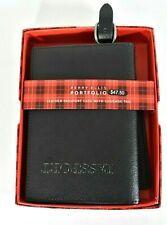 Black Genuine Leather Men's Bifold Wallet Center Flap Card Holder for sale online Leather Card Case, Leather Bifold Wallet, Ridge Wallet, Rfid Blocking Wallet, Front Pocket Wallet, Best Wallet, Money Clip Wallet, Billfold Wallet, Black Gift Boxes