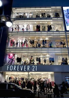 5 tips for shopping at Forever 21, from a former employee!