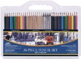 Pro Art 36-Piece Artist Pencil Set - http://shopattonys.com/pro-art-36-piece-artist-pencil-set/