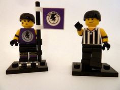 Custom Roller Derby Minifigure  made just for you by SavageMakes