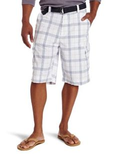 what I try to go for... the flip flops... usuallly no... i generally would go for Speerys, Also,  I would probably be wearing a solid color polo that had a name brand logo on it (like Hollister, A & F, or A & E)