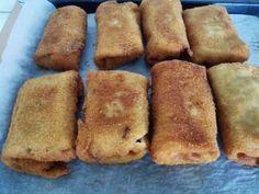 Risolles, gevulde hartige pannenkoeken :: Caatjes Kitchen
