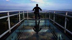 Wisata ke Banyumas Nikmati Jembatan Kaca Baru Setinggi 27 Meter