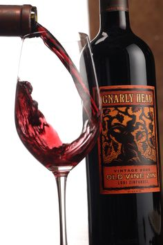 Gnarly Head Old Vine Zinfandel from Lodi, California is one of the best red wines for the price. Wine Names, Best Red Wine, Wine Vineyards, Wine Photography, Coffee Wine, Wine Reviews, In Vino Veritas, Fine Wine, Wine Making