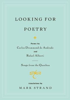 A uniquely appealing collection that reflects the variety and richness of South American poetry.Carlos Drummond de Andrade, a native-born Brazilian, is universally recognized as the finest and most accessible modern Portugese-language poet and, along with Pablo Neruda, a poet of the common man, writing of home, family, friends, and love.Rafael Alberti–an elegist primarily–came to Argentina (where he wrote many of his poems) in exile from Spain during the Spanish Civil War. The effects of…