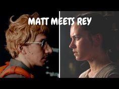 Matt The Radar Technician Meets Rey - YouTube