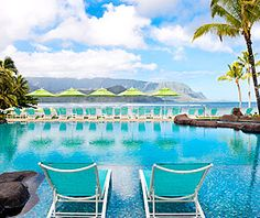 Stayed here for 2 weeks in Kauai its was magical! Luxury Stay at St. Regis Princeville Resort