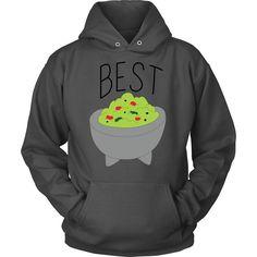 Taco - Taco best friend 1 - Unisex Hoodie T Shirt - TL01317HO
