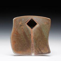 Schaller Gallery : Exhibition : Jeff Oestreich : Lunch Plate - Wave
