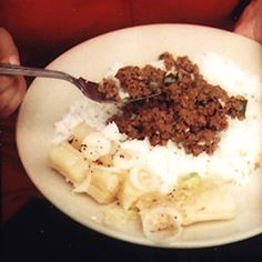 Picadillo - Every Cuban cook has a version of this classic dish of savory ground beef.