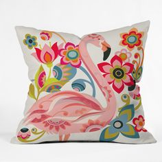 Valentina Ramos Domingo Outdoor Throw Pillow | DENY Designs Home Accessories
