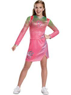 Cheerleader Costume Kids, Zombie Cheerleader, Cheerleader Girls, Cheerleading, Adult Disney Costumes, Disney Characters Costumes, Disney Cosplay, Little Girl Costumes, Boy Costumes