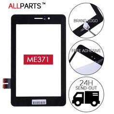 $8.61 (Buy here: https://alitems.com/g/1e8d114494ebda23ff8b16525dc3e8/?i=5&ulp=https%3A%2F%2Fwww.aliexpress.com%2Fitem%2F7-0-inch-100-Original-Touch-Screen-For-ASUS-Fonepad-ME371-ME371MG-K004-Touch-screen-Replacment%2F32711115806.html ) Original 7.0 inch TESTED NEW Touch Screen For ASUS Fonepad ME371 ME371MG K004 Touch screen Replacment Parts Black Free Adhesive for just $8.61