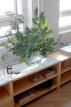 Stylisti ja suunnittelija Minna Jones sisusti kaksi uutta asuntoa Helsingin Kalasatamaan.