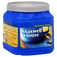Maxwell House COFFEE Coupons Food ...