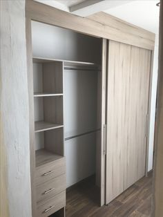 Sliding door wardrobe cupboards 49 new Ideas Sliding door wardrobe cupboards 49 new Ideas Bedroom Cupboard Designs, Wardrobe Design Bedroom, Bedroom Cupboards, Wardrobe Closet, Built In Wardrobe, Closet Bedroom, Closet Space, Closet Storage, Closet Organization