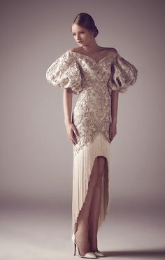 The Exiled Queen > by #Saudi Fashion Designer Mohammed Ashi Launches Latest Collection   Oasis Unedited