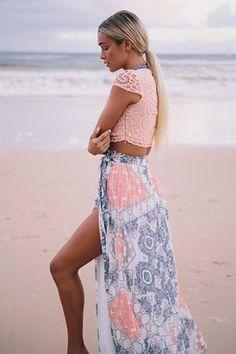Mosaic Aziza Skirt