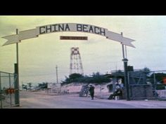 Old photo of China beach from East sea in Vietnam Vietnam History, Vietnam War Photos, Usmc, Marines, China Beach, Military History, Military Humor, Vietnam Veterans, Da Nang
