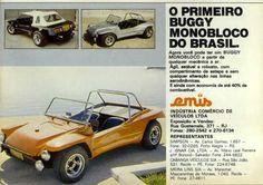 1980 Emis Buggy - Brasil Vw Super Beetle, Manx, Beach Buggy, Kit Cars, Volkswagen, Porsche, Classic Cars, Dune Buggies, Poster
