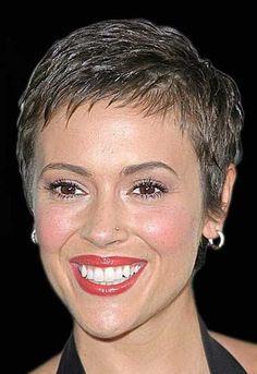 15 Short Haircuts Older Women | http://www.short-hairstyles.co/15-short-haircuts-older-women.html