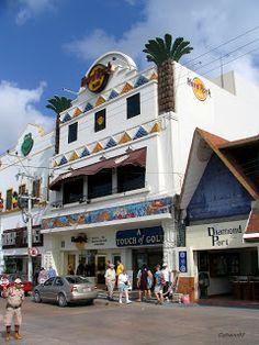 Hard Rock Cafe, Cozumel, Mexico