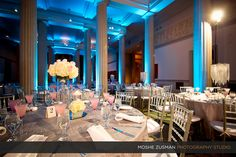 South atrium, wedding Reception, 2011
