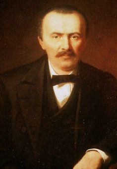 Heinrich Schliemann (1870) --famous archeologist -- from the Great Blog: History Of The Ancient World