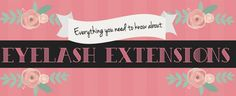 It can be hard to know what you want you when you get eyelash extensions. Even harder to know what is happening while getting your lashes…