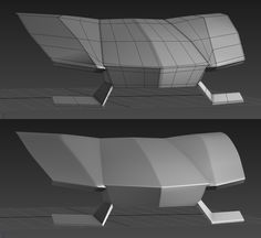 FAQ: How u model dem shapes? Subd mini-tuts AKA USE THE RIGHT AMOUNT OF GEO - Page 209 - Polycount Forum