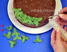 Dobrůtka nad všechny jiné: Čokoládový dortík s cesmínou – Hobbymanie.tv Tv, Cake, Desserts, Food, Tailgate Desserts, Deserts, Television Set, Kuchen, Essen