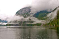 The Great Bear Rainforest - Cruising the Great Bear Rainforest off the West coast of British Columbia. British Columbia, West Coast, Cruise, Bear, Mountains, Nature, Travel, Naturaleza, Viajes