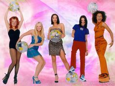 Two Words: Spice Girls