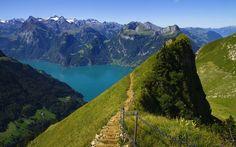 Kurze Wanderwege für Jedermann Switzerland Destinations, Switzerland Tourism, Swiss Travel, Road Trip Europe, Wanderlust, The Mont, Weekend Trips, Rocky Mountains, Alps