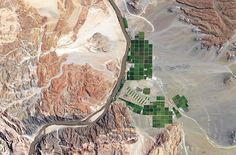 Art made by farmers - The Orange River serves as part of the border between Namibia and South Africa.