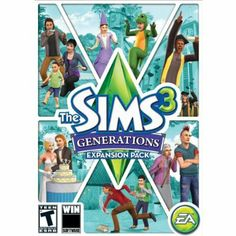 Amazon.com: The Sims 3: Generations [Download]: Video Games