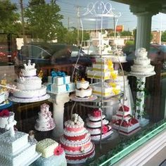 bakery window display - Google Search